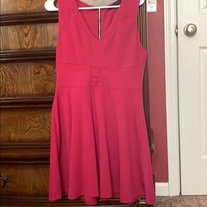 City studio mauve pink sleeveless dress